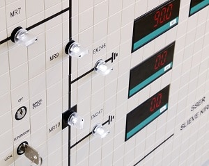 Mosaic mimic standby control panel