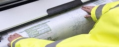 protection & control supporting services- drawing scanning
