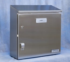 stainless wall box