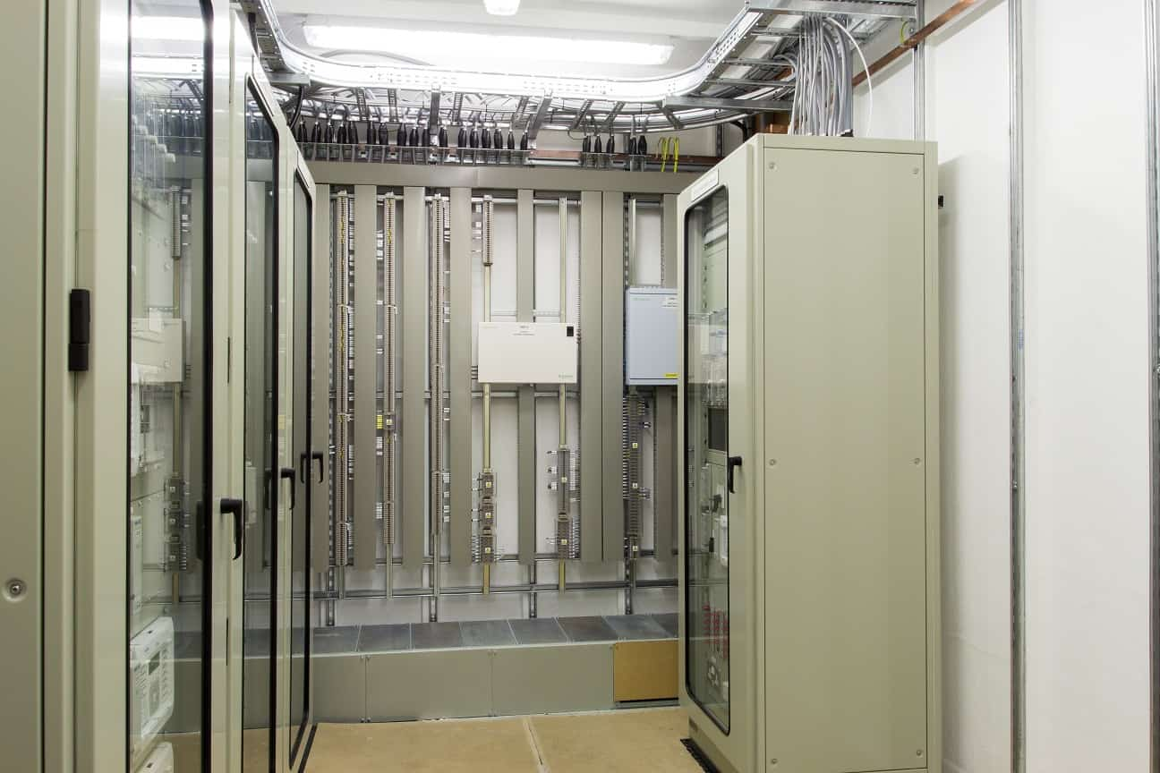 Portable Relay Rooms And Control Rooms For Substations